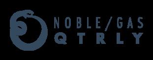 Noble / Gas Qtrly Magazine Logo