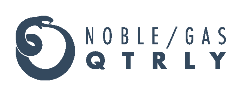 Noble / Gas Qtrly Magazine Logo